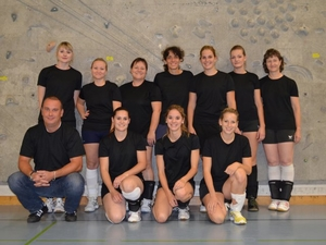 Damen 2 Teamfoto 2012-2013